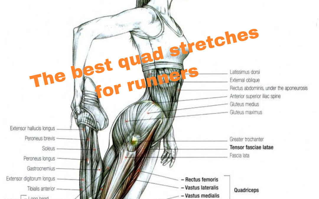 Best Quad Stretches for Runners.